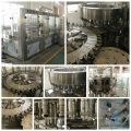 Pure Water Mineralwasser-Abfüllmaschine für Plastikflasche 250-2000ml