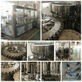 Pure Water Mineral Water Bottling Machine for Plastic Bottle 250-2000ml