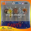 Décorations de fête d'anniversaire dessin animé prix usine