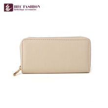 HEC Standard Size PU/PVC Material Girl Small Purse Wallet