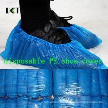 Cubierta médica no tejida disponible Kxt-Sc41 de la cubierta del zapato de los PP / PE / CPE no tejida