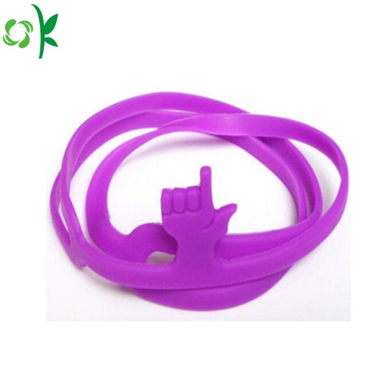 Hot Sale Silicone Bookmark