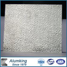 Feuille / plaque / panneau en aluminium / aluminium en relief 1050/1060/1100 pour le paquet
