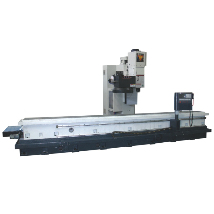 DZK3400 DYNAMIC COLUMN DRILLING AND MILLING MACHINE