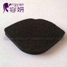Black Labiate Beauty Sponge