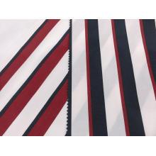 Tissu imprimé 100% coton extensible à pigments unis