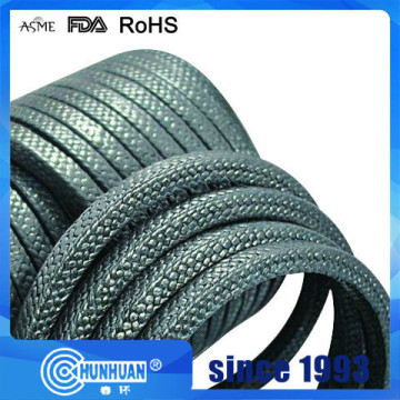 PTFE Teflon Braided Graphite Oil Packung