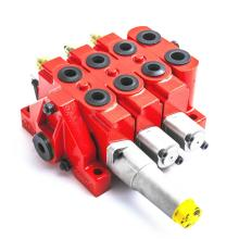 Demag hydraulic sectional valves