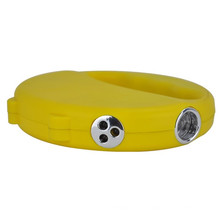 Lampe de poche LED jaune lampe à main LED