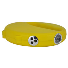 Lámpara de mano LED con linterna amarilla LED