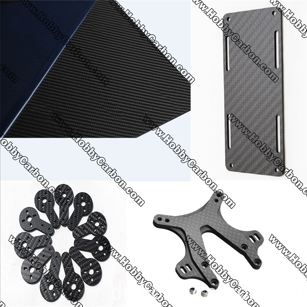 Real Carbon Fiber Sheet