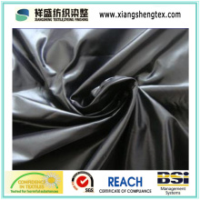 Waterproof Polyester Pongee Coated Fabric with Embossed Pattern