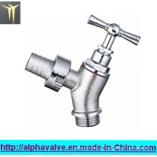 Válvula de ángulo de latón macho (a 0143)