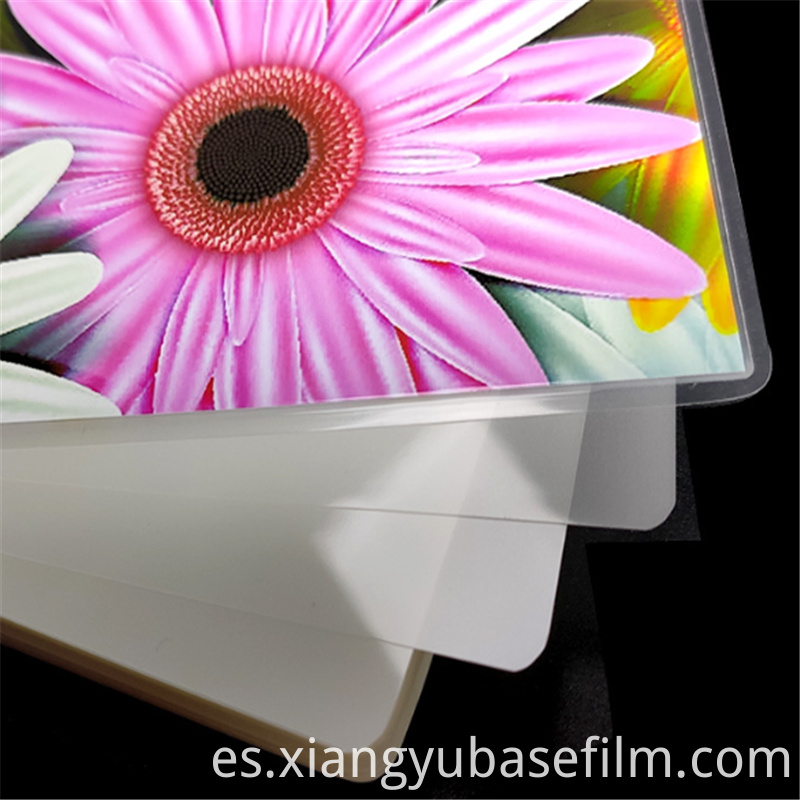 Card Lamination Base Film 3