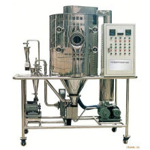 2017 ZPG series spray drier for Chinese Traditional medicine extract, SS auger conveyor, liquid mechanism of fluid bed dryer