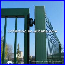 powder coated metal yard gate ( manufacturer & exporter )