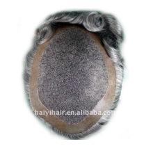 Starkes Verknoten, kein Haarausfall, feine Mono-Haar-Einheiten