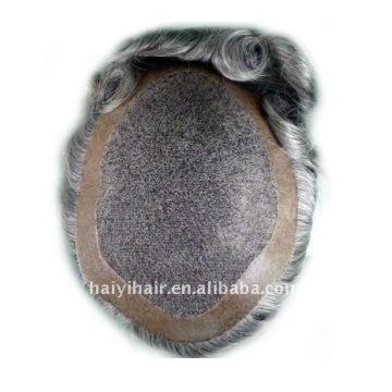 Nouage fort, aucun délestage, fines unités de cheveux mono