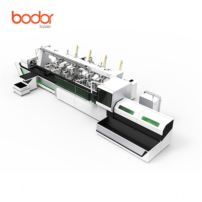 10mm metal tube laser cutting machine