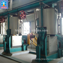 100T/24hours Niger seed oil machine