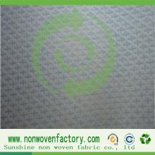 Polypropylene Cross Design Cambrella Fabric