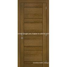 Cheap Wooden Veneer Interior Doors for Interior Room