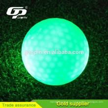 Горячий продавать luminons гольф высокого качества мяч для гольфа шарики фиолетовые мячи для гольфа