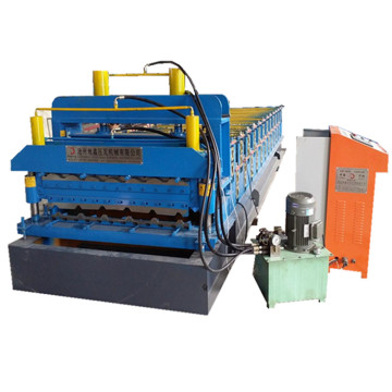 Double Layer Glazed Tile Forming Machine Hot Sale