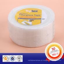 Quente! ! ! Fita de malha autoadesiva de fibra de vidro anti-alcalina de alta qualidade