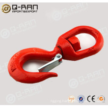 Marine Hardware Drop Forged Swivel Hoist Hook