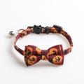 Collar para mascotas Collar de gato con lazo Collar de perro ajustable