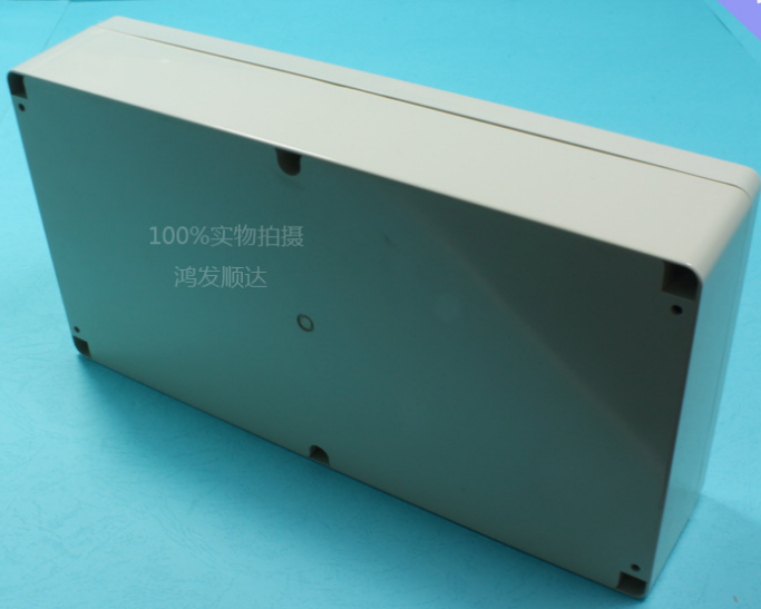 enclosure box 325X170X78mm 8-134