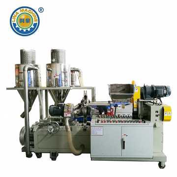 Mixing and Preforming Machines for Ceramic Powder
