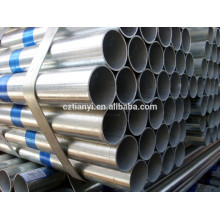 hot sale galvanized saw carbon steel pipes