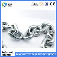 G30 Galvanized Chain/Galvanized 10mm Steel Link Chain