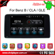 Auto DVD Player for B / Cla / Gle Android Car DVR 3G Internet Phone Connections