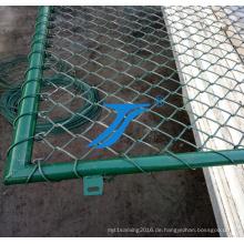 Geschweißter Maschendraht-zeitweiliger Zaun (Australien-Standardzaun)