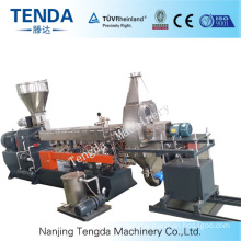 Tsj-65 Plastic Masterbatch Making Machine