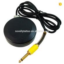 Novidade N1007-2 tatuagem fonte de alimentação pé pedal rodada controle tatuagem pé