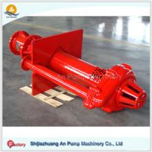 Submersível vertical de mineração de ouro Sump Slurry Pump