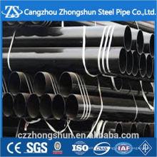 Tuyau d'acier au carbone d'un diamètre de 1 pouce par tonne
