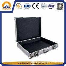 Cajas de herramientas portátiles de Metal duro con esquinas de Metal (HT-3218)