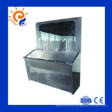 European Standard Stainless Steel Washing Basin