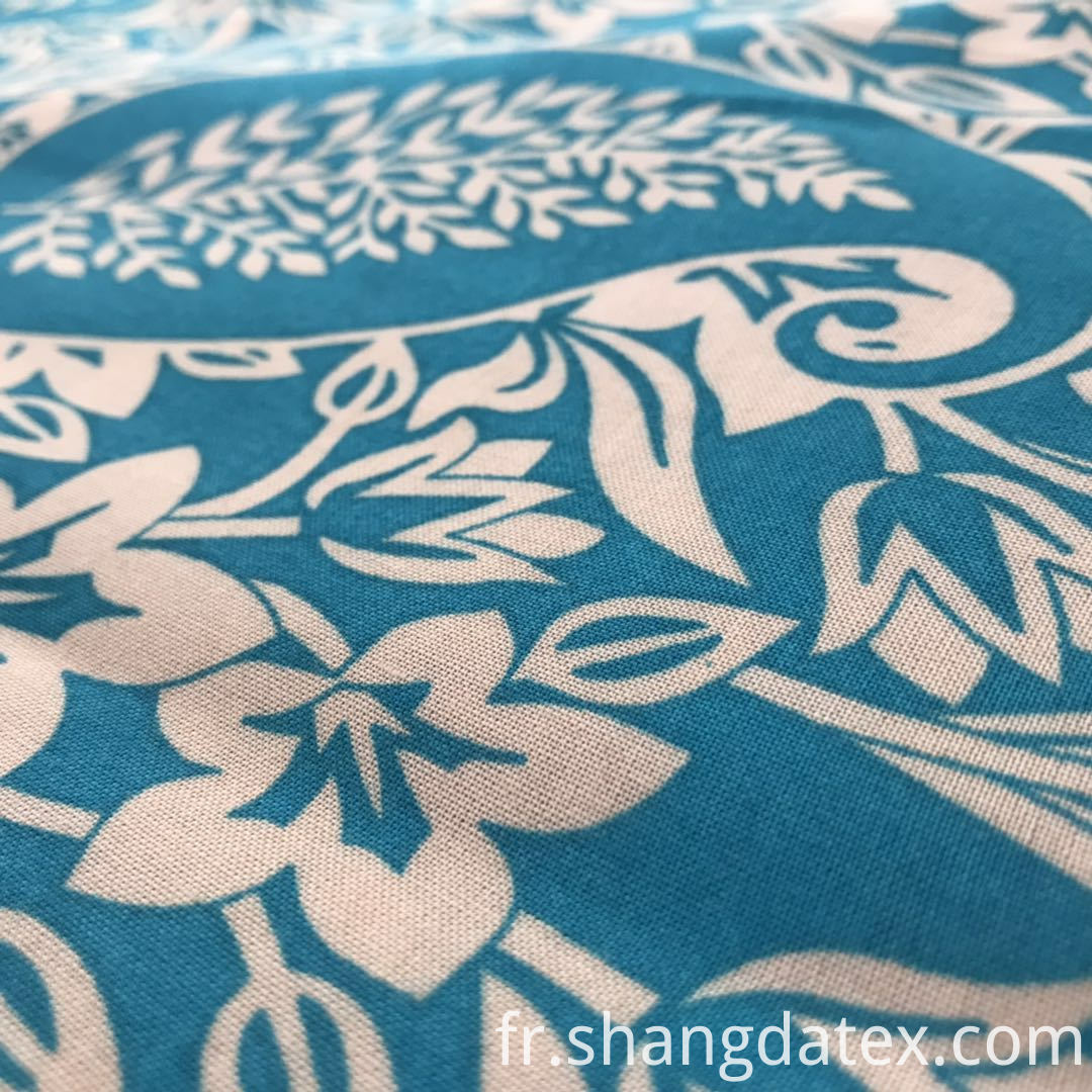 30s screen print fabric