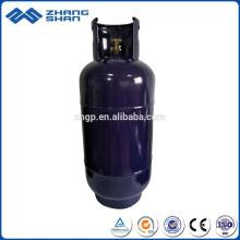 Le gaz propane butane vide la bouteille de GPL 19kg Zimbabwe pour le camping