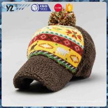 Основной продукт пользовательских дизайн азиатских зимних шляп для продвижения по службе