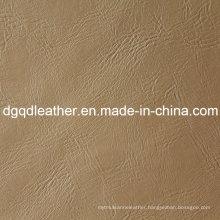 Good Scratch Resistant Furniture PVC Leather (QDL-PV0154)
