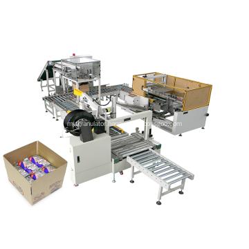 Customizable Automatic Box Packing Machine