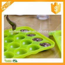 Customized silicone lollipop mold professional silicone supplier