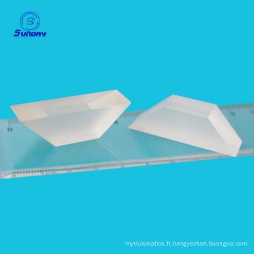 Offre optique Taille prisme octogonal de 0,5 mm à 300 mm